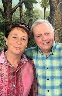 Avec Guy Lemaire