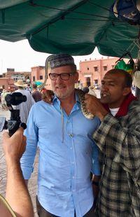 C'est du Belge spéciale Marrakech