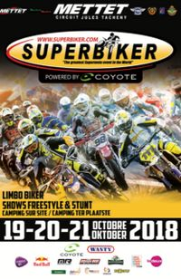 Concours : Gagnez vos accès pour le Superbiker