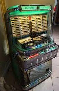 Time Machine et la restauration de juke-boxes de collection