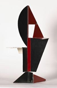 Pol Bury, Girouette (Weather Vane), 1953. Collection Maurice & Caroline Verbaet  - Tous droits réservés ©