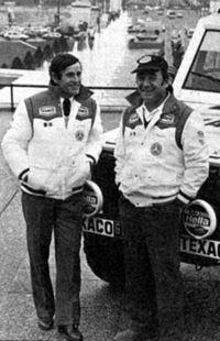 Le 20 janvier 1983, Jacky Ickx remportait le Paris Dakar sur une Mercedes d'anthologie