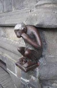 Statue du singe