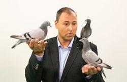 """Découvrez les coulisses de """"On n'est pas des pigeons"""" !"""