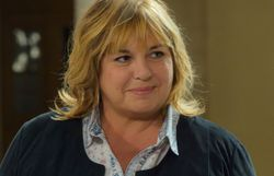 """Une saison 4 pour """"La Stagiaire"""" : Michèle Bernier remercie les Belges !"""