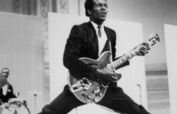 Hommage à l'inoubliable Chuck Berry