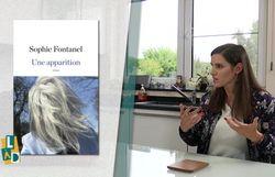"""Myriam Leroy présente le livre """"Une apparition"""""""