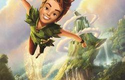 Peter Pan et Clochette