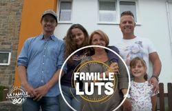 La famille Luts remonte le temps jusqu'aux années 80