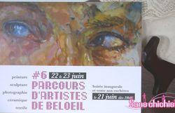 6è parcours d'Artistes à Beloeil