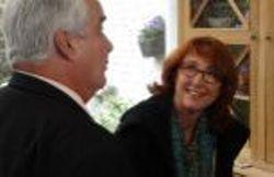 Claude Durand et Patricia Ide