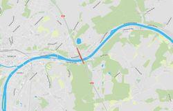 E411 : 3 semaines de travaux sur le viaduc de Beez (Namur)  - Tous droits réservés ©