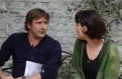 Bernard Yerlès et Barbara Abel