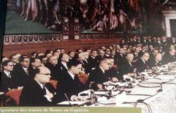 : Les coulisses du traité de Rome  - Tous droits réservés ©