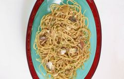 Un peu de Venise dans notre assiette! La recette des