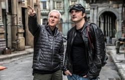 James Cameron et Robert Rodriguez