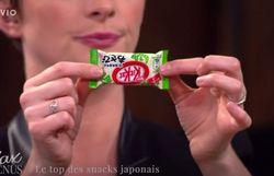 Les meilleurs snacks japonnais