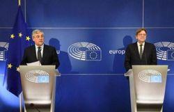 Les eurodéputés fixent leurs conditions pour approuver un accord de retrait du Royaume-Uni