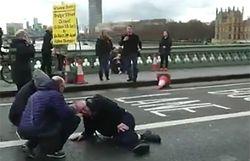 Attaque terroriste au Parlement de Westminster à Londres: quatre morts et plusieurs blessés