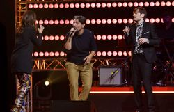 The Voice Belgique : trio enflammé entre Typh, Matthew et Samir !