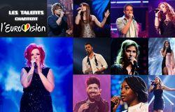 """Assistez à l'émission """"Les Talents chantent l'Eurovision"""""""