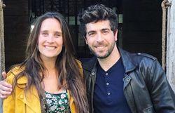 Julie De Bona et Agustín Galiana, le début d'une belle complicité !