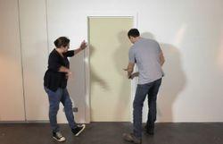 Maison 'Do it yourself' d'une artiste et de sa famille à Olne