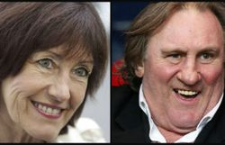 Laurette Onkelinx et Gérard Depardieu, deux fortes têtes dans le prochain Grand Cactus!
