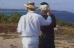Eddy et Mme Gertrude!