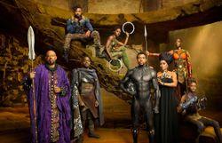 Le casting de Black Panther