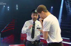 Pablo Andres troque son costume d'agent Verhaegen pour celui d'assistant coach