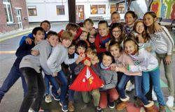 Classe niouzz de Chaumont-Gistoux