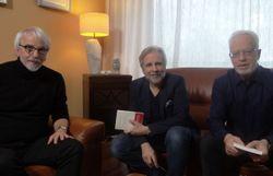 Livré(s) à domicile avec Philippe Delerm