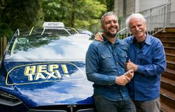 Yann Arthus Bertrand dans Hep Taxi !
