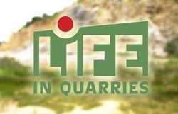 """Le projet """"LIFE in Quarries"""""""