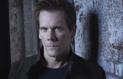 Kevin Bacon dans The Following