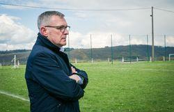 Leo Van der Elst, le coach