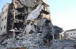 Syrie: selon le chef militaire de la coalition, les Russes ont bombardé par erreur des alliés