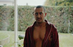 Mourade Zeguendi dans le rôle de Souliman Romeyda