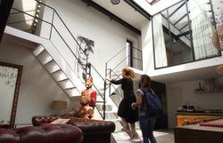 Nouvelle maison moderne pour jeune famille dans la campagne liégeoise