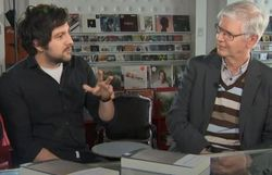 Gilles Dewalque et Jean-Claude Bologne