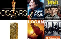 Les Oscars 2017, T2 : Trainspotting, Patients de Grand Corps Malade, Logan et Chez Nous
