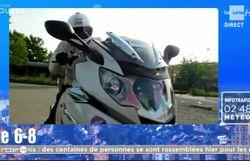 Mobilinfo, motard d'Europ Assistance   - Tous droits réservés ©