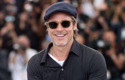 """Brad Pitt a profité du Festival de Cannes pour présenter son """"Muse de Miraval"""""""