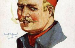 La virilité en 1914, une affaire de moustache ?