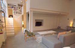 Aménagement de deux lofts/appartements pour toutes jeunes familles à Bruxelles