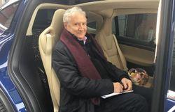 Daniel Prevost dans Hep Taxi !
