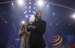 Salvador Sobral remporte la 62ème édition du Concours Eurovision de la Chanson