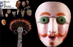 Des cérémonies masquées des Esquimaux en passant chez les Indiens d'Amérique du Nord, sans oublier l'Afrique, l'Océanie et l'Asie, vous découvrirez l'universalité du masque