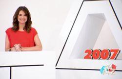 Avec 2007, Elodie de Sélys termine les émissions consacrées aux années